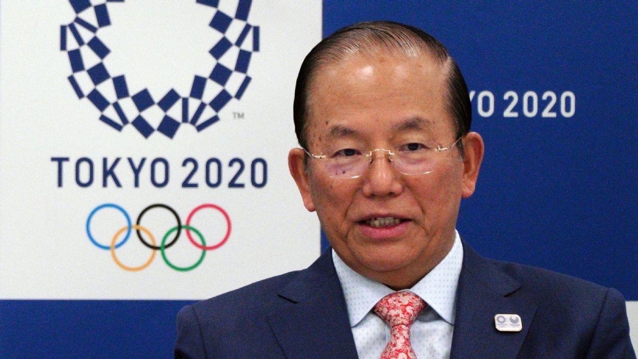 Изпълнителният директор на организационния комитет на Игрите в Токио 2020