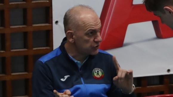 Старши треньорът на Монтана Волей Даниел Пеев бе доволен от