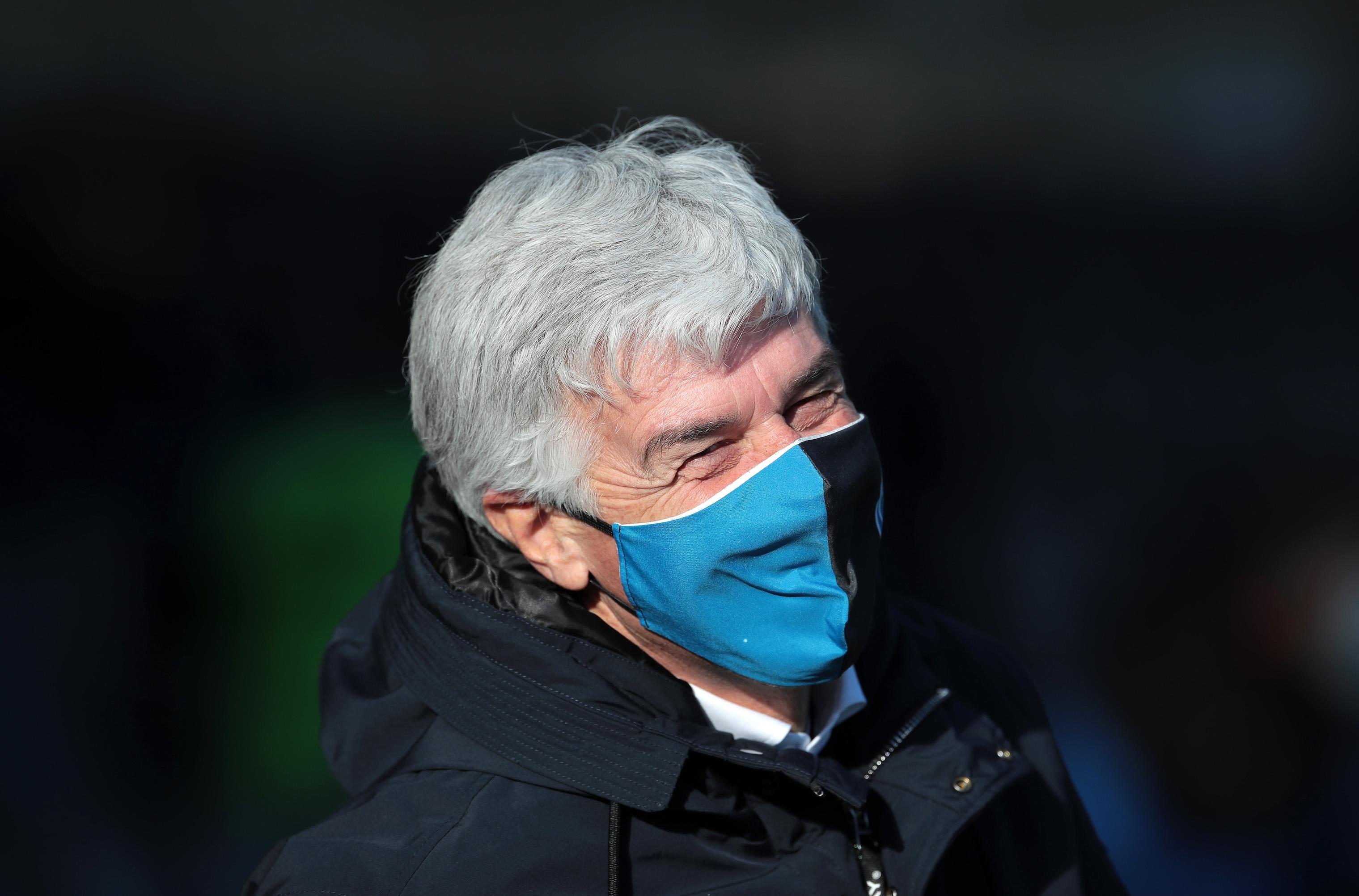 Старши треньорът на Аталанта Джан Пиеро Гасперини коментира предстоящата среща