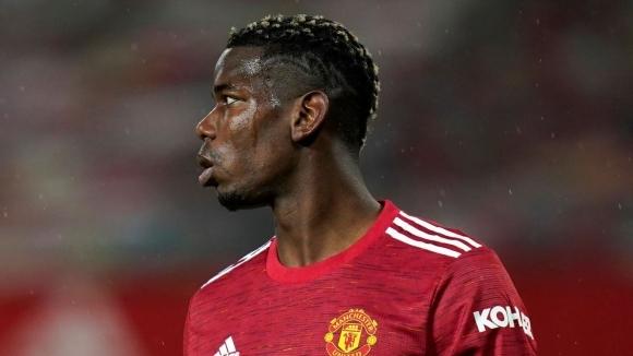 Халфът на Манчестър Юнайтед Пол Погба вече не мисли за