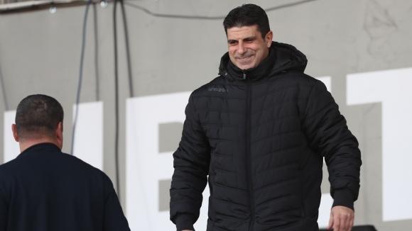 Снимка: Гонзо не бил доволен от отношението на Локо  към мача с Беласица