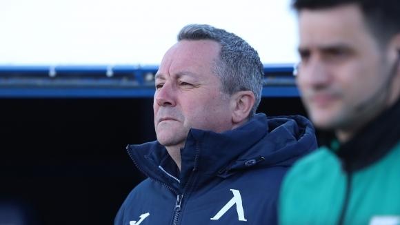Старши треньорът на Левски Славиша Стоянович сподели първите си впечатления