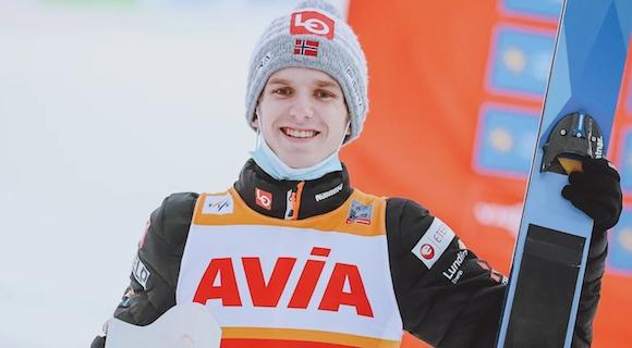 Норвежецът Халвор Егнер Гранеруд спечели предсрочно Световната купа по ски
