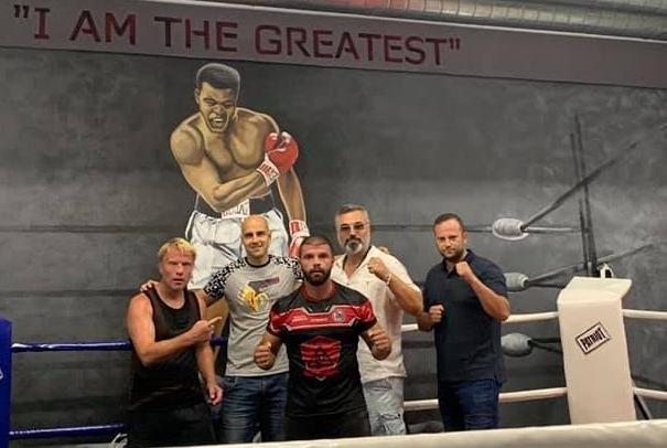 Борислав Иванов и неговият треньор Захари Мутафчиев са намерили слабости