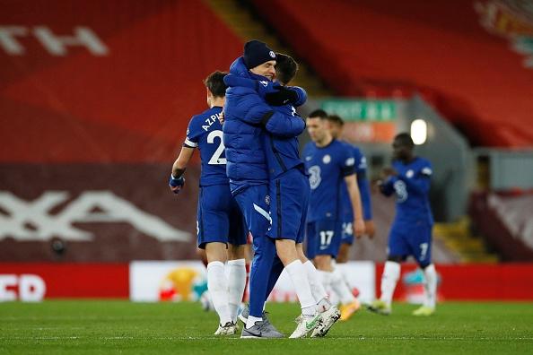 Мениджърът на беше много радостен след победата на (1:0). Лондончани
