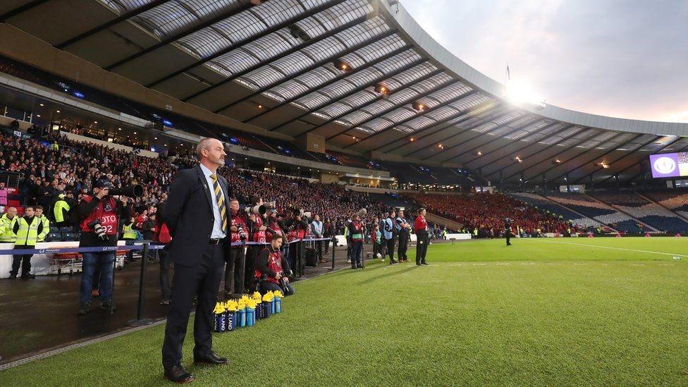 Първият министър на Шотландия Никола Стърджън заяви днес, че правителството