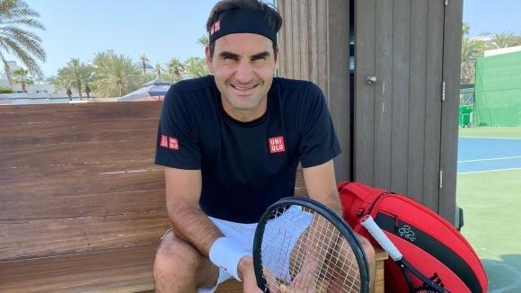 Бившият номер 1 в мъжката тенис-ранглиста на АТР Роджър Федерер