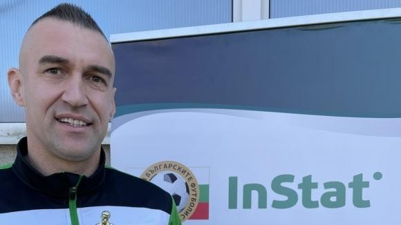 Нападателят на Берое Мартин Камбуров бе избран за Футболист №1