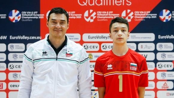 Волейболната легенда Владимир Николов, бивш капитан на мъжкия национален отбор