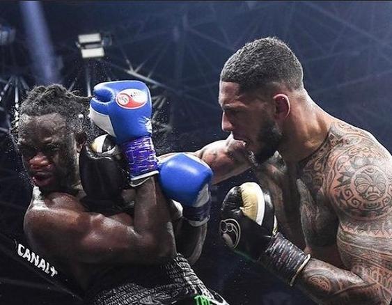Олимпийският шампион по бокс от Рио 2016 Тони Йока победи