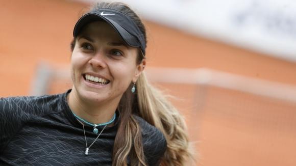 Втората ракета на България Виктория Томова стартира с победа в