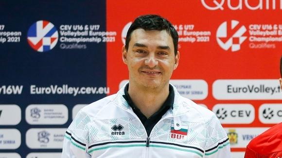 Националите на България до 17 години станаха шампион на Балканиадата