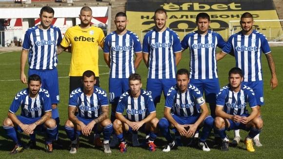 Спартак (Плевен) победи младия отбор на с 3:0 в мач