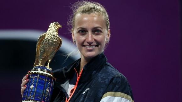 Петра Квитова (Чехия) спечели за втори път в кариерата си