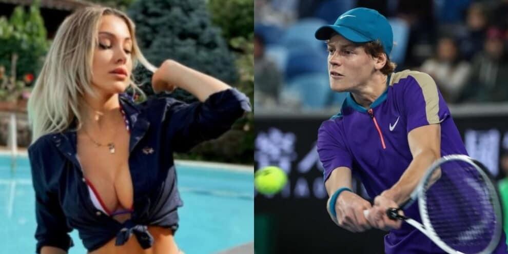 19-годишният италиански тенисист Яник Синер се радва на любовта на