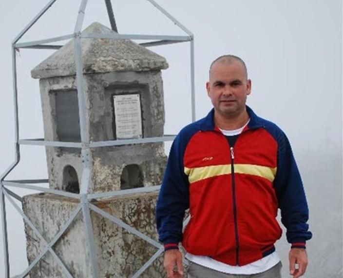 Притежателят на 22 световни рекорда във вдигането на тежести Стефан