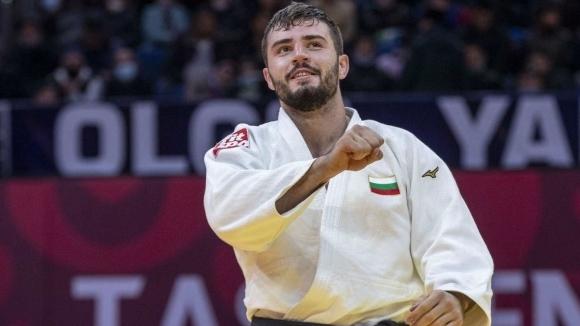 Борис Георгиев спечели първия си медал от Голям шлем по