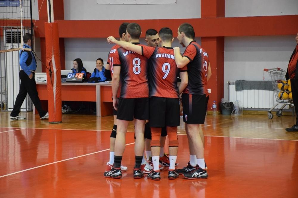 Волейболистите на Етрополе се поздравиха с втори пореден успехв Западнага