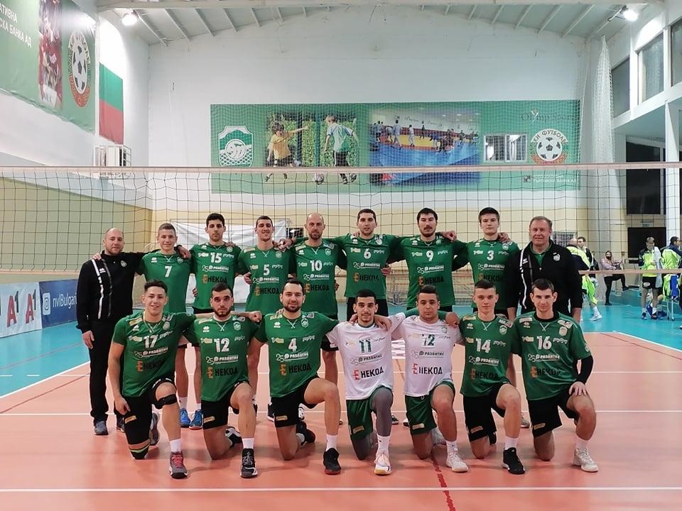 Най-оспорван бе мачът между Тетевен Волей и Черно море (Варна)