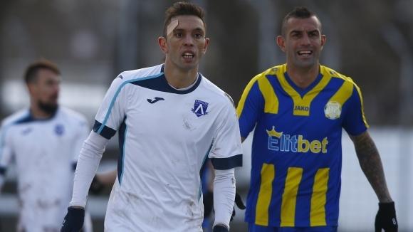 Левски (Лом) спечели с 6:0 домакинството си на Пещера и