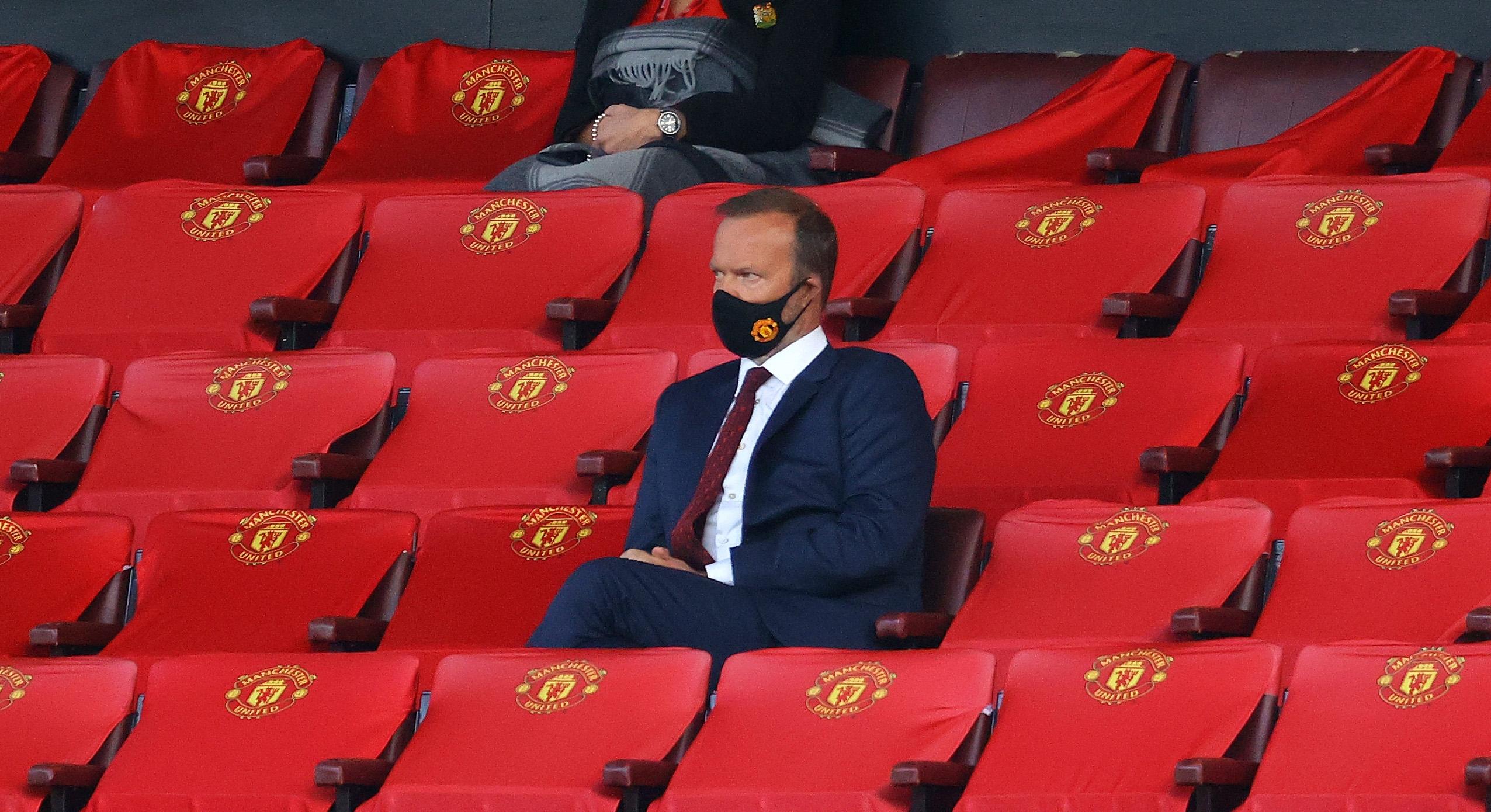 Манчестър Юнайтед е прекратил договора си с компанията Toppan Merrill