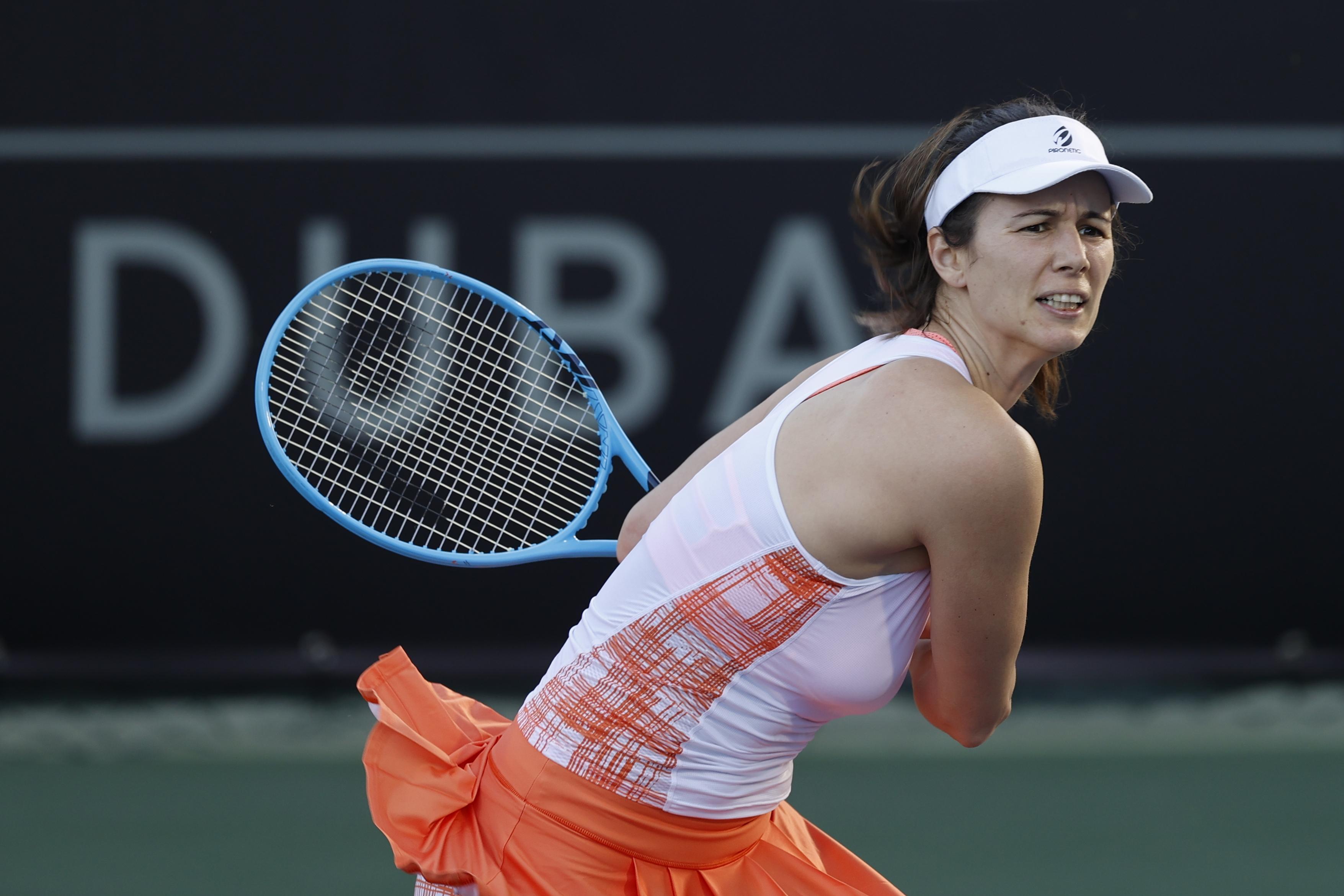 Най-добрата българска тенисистка Цветана Пиронкова падна с 4 места в