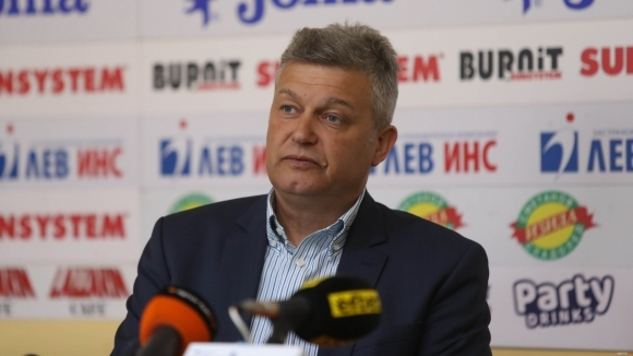 Петър Петров, който отговаря за въвеждането на системата ВАР в