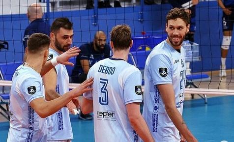 Капитанът на националния отбор на България по волейбол Цветан Соколов
