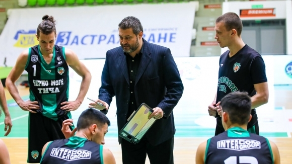 Наставникът на Черно море Тича Галин Стоянов коментира поражението от