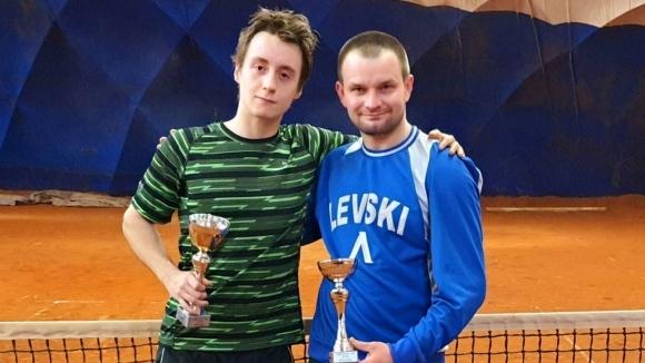 Марк Хаджижеков записа хеттрик в Интерактив тенис, като спечели при
