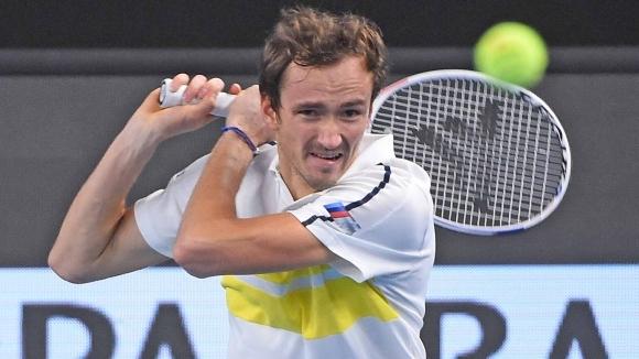 Даниил Медведев спечели титлата от турнира по тенис в Марсилия