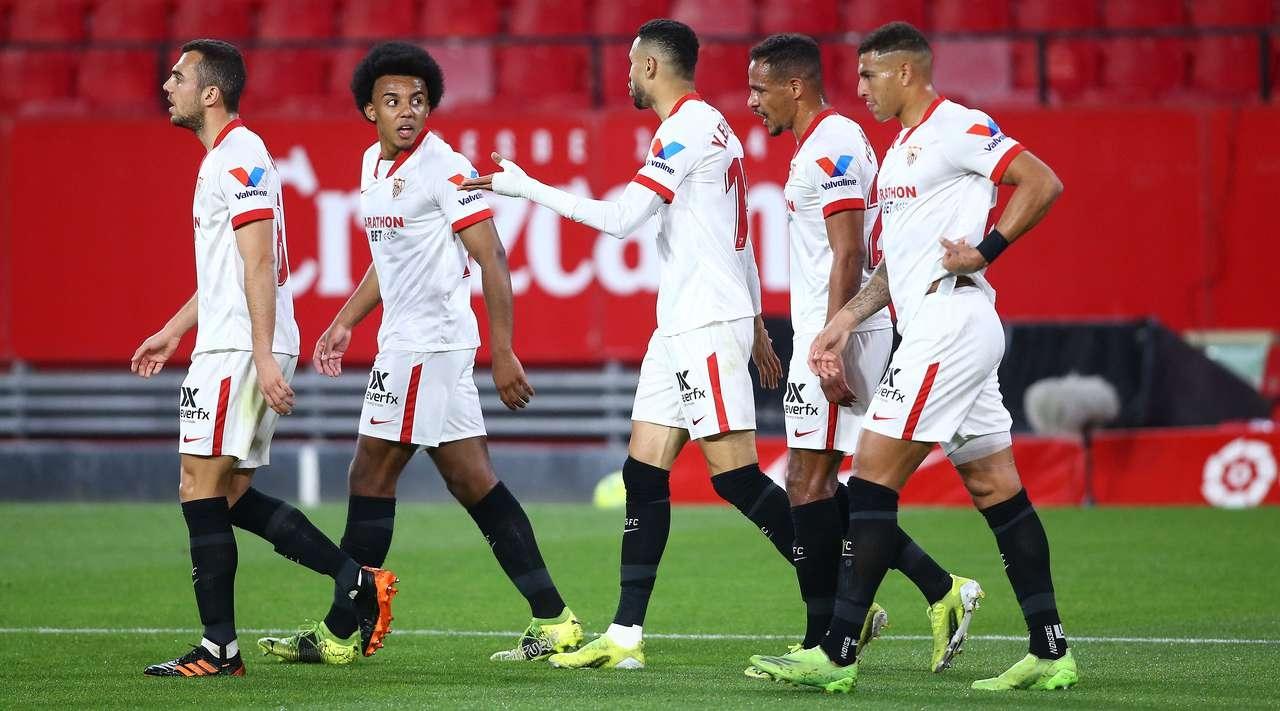 Севиля победи с 1:0 в градското дерби от 27-ия кръг