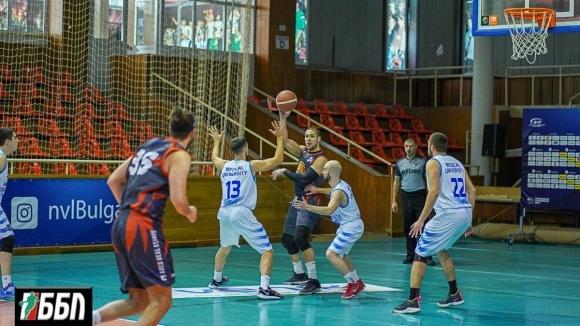 Шоутайм победи с 83:65 МУ Варна в мач от 13-и