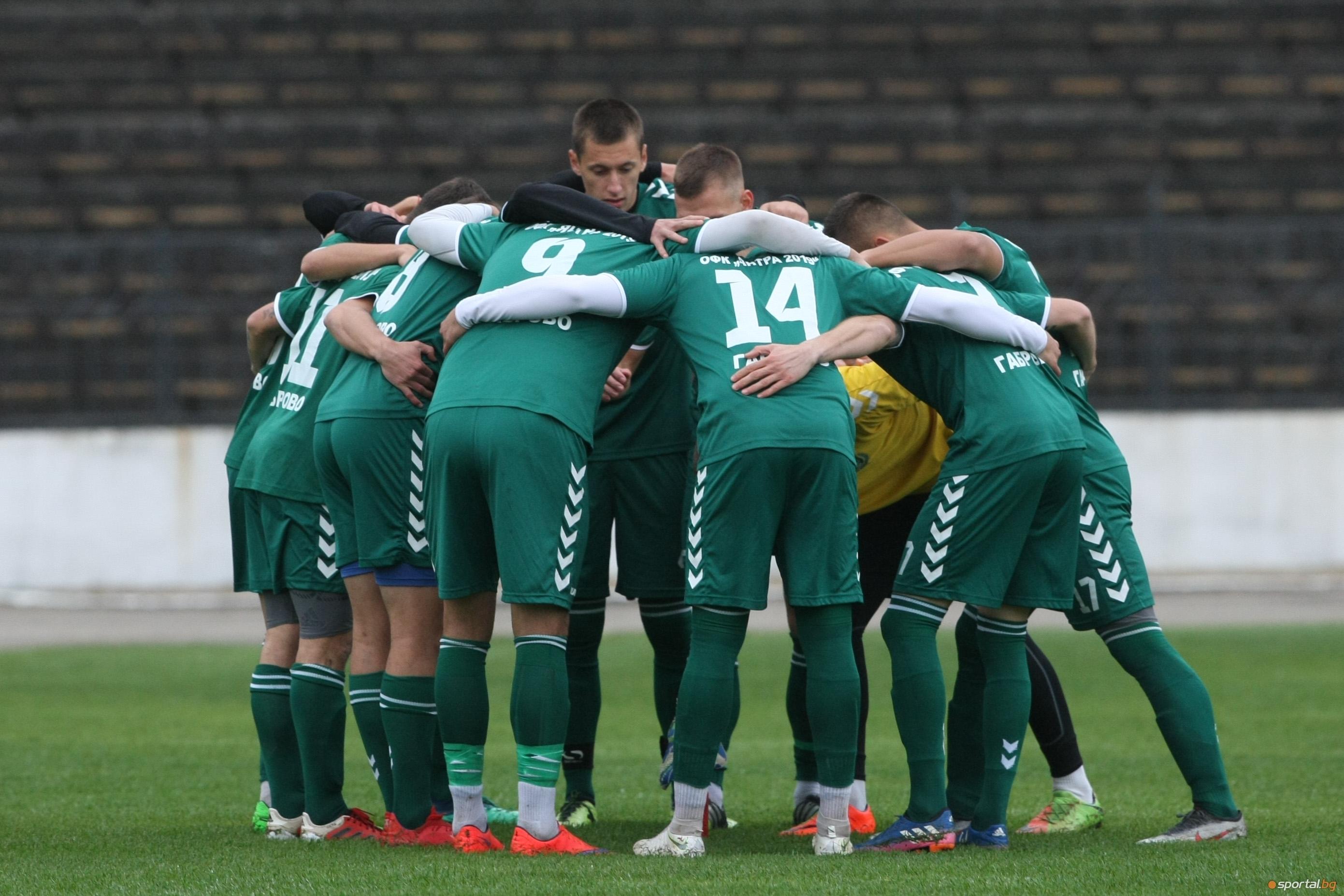 Янтра разби с 5:1 в Полски Тръмбеш едноименния тим на