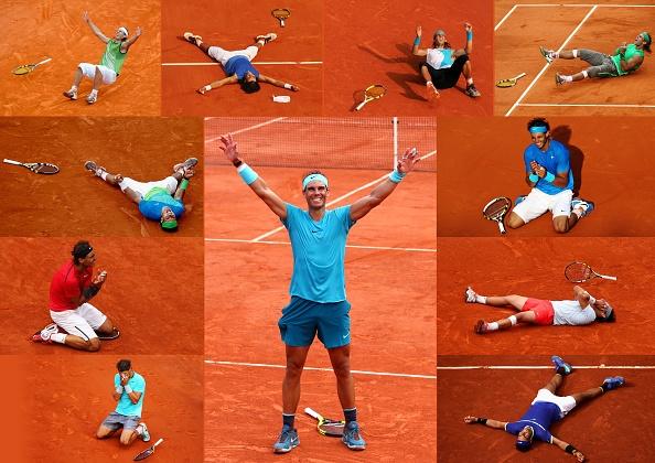 Испанската тенис суперзвезда Рафаел Надал сподели, че титлите му на