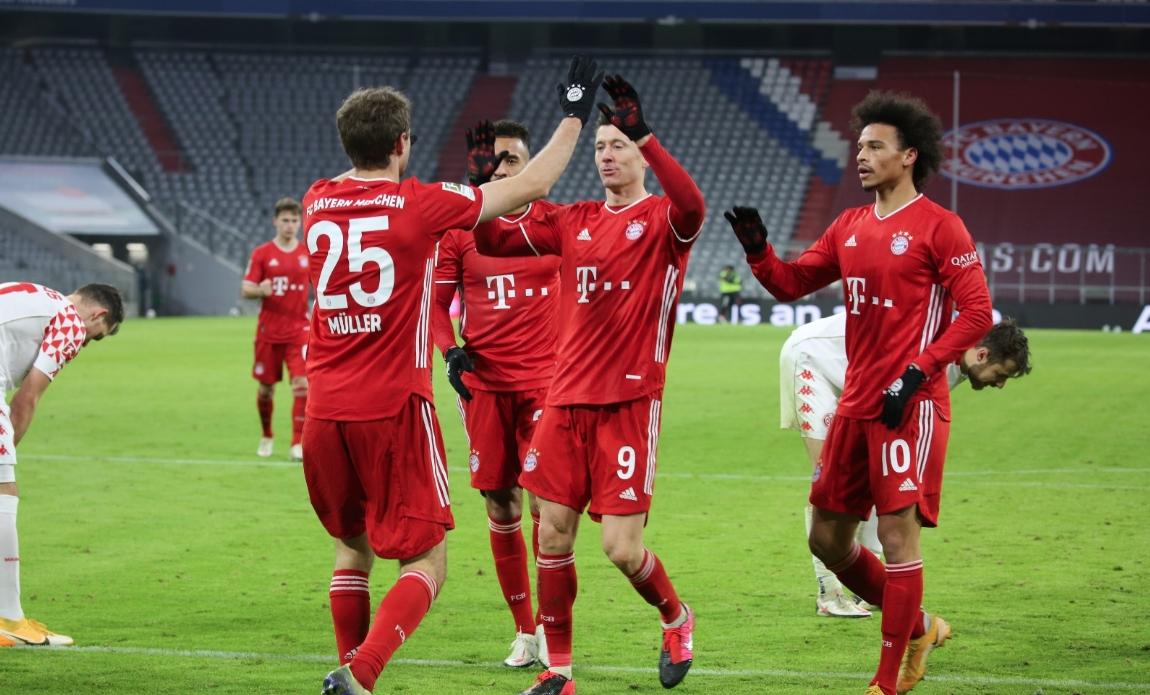 Шампионът Байерн (Мюнхен) стартира новата година с домакинство на слабака