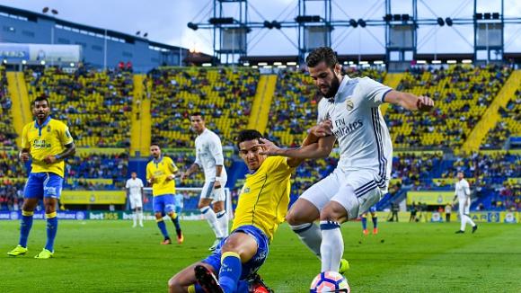 Лас Палмас - Реал (Мадрид) 2:2