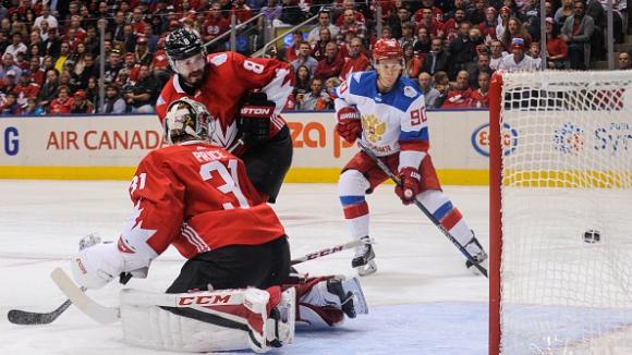 Канада победи Русия в полуфинал за Световната купа