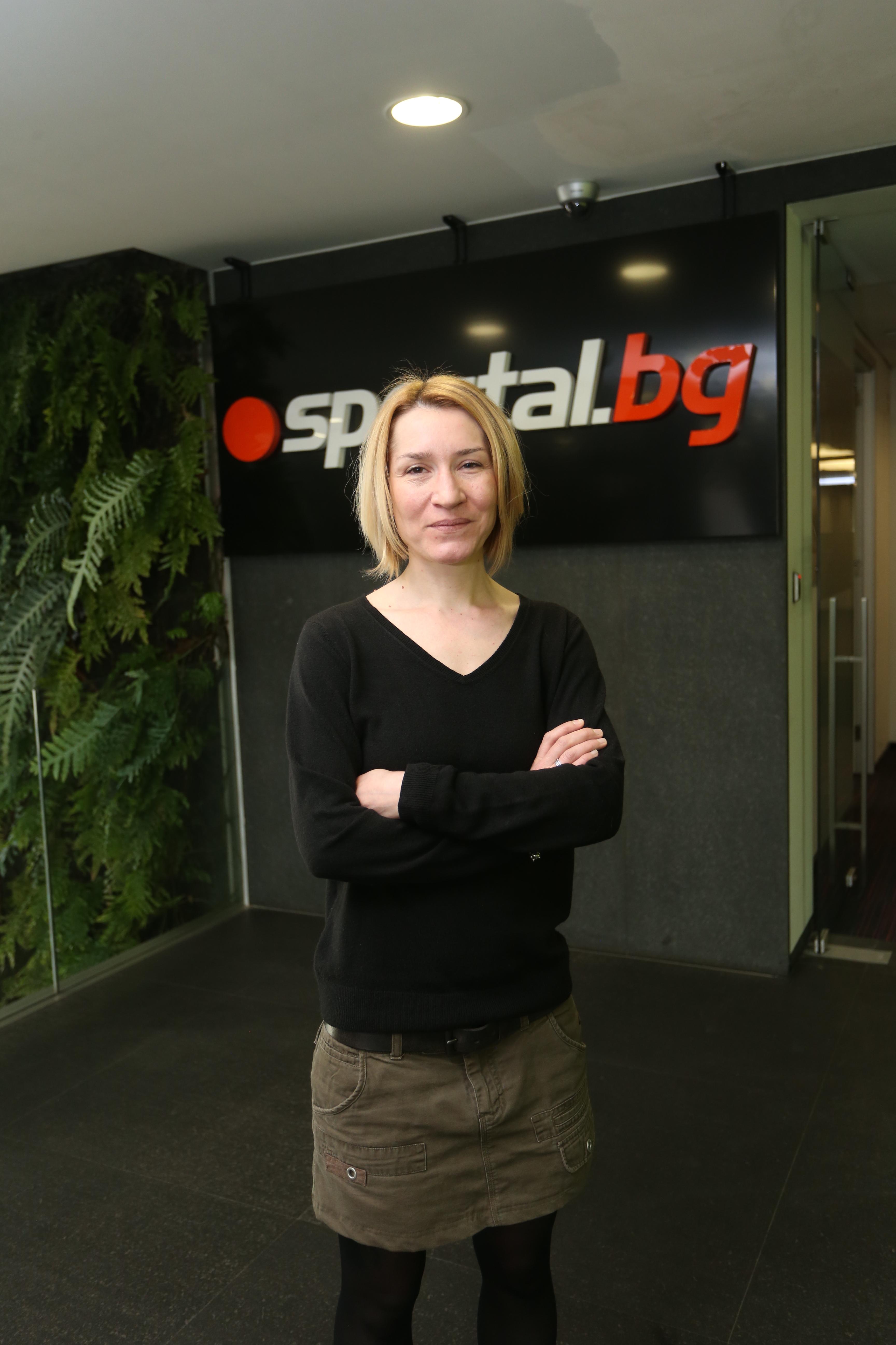 Тина Спасова