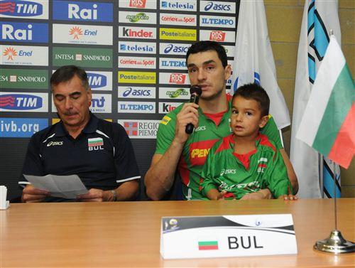 Успешен старт за България на Мондиал 2010