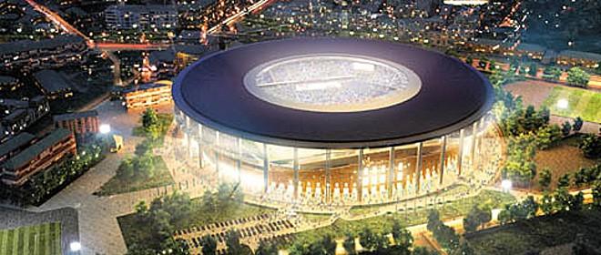 "Стадион ""Екатеринбург"": Построен през 1957 година, ще бъде реконструиран за Мондиала."