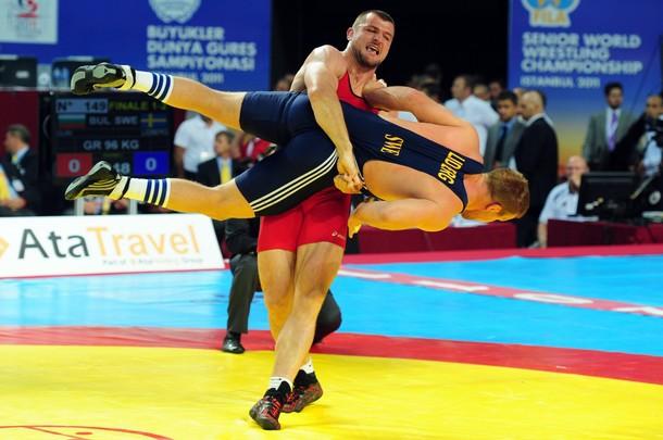 Елис Гури донесе световна титла на България!