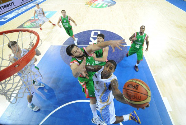 България с втора загуба на Евробаскет 2011