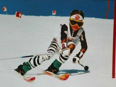Швайнщайгер се е пробвал като малък и в ски-алпийските дисциплини