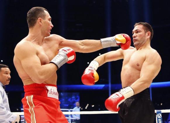 Кубрат Пулев издържа 5 рунда! Владимир Кличко защити световната титла с нокаут