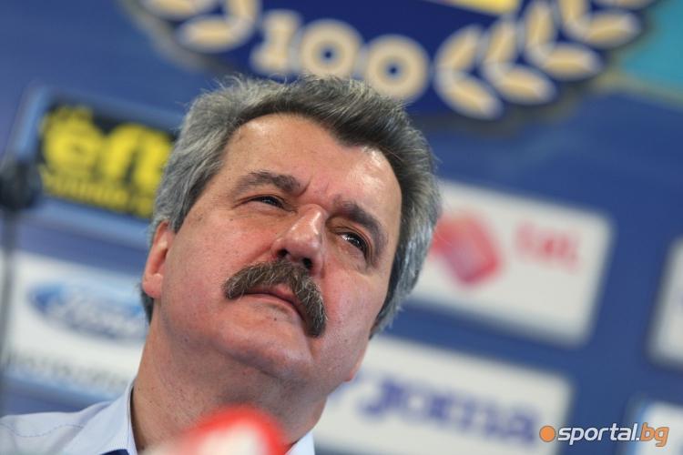 Иво Тонев бе обявен за един от новите крупни акционери в Левски