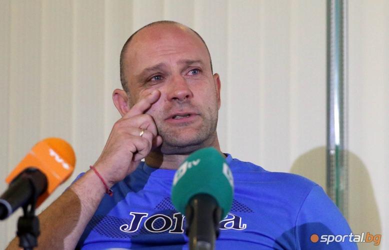 Тити Папазов се отказа от треньорската си кариера
