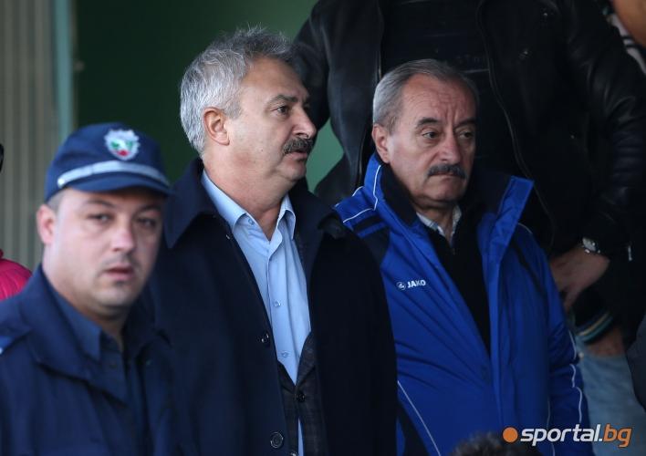Монтана загуби от Левски с 0:2
