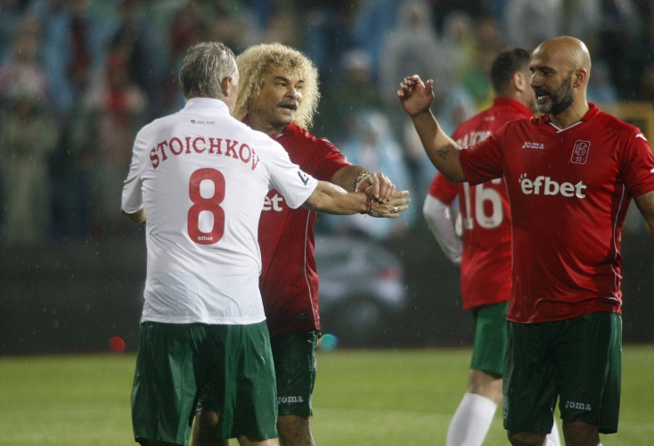 България има от всичко по много, но Ицо Стоичков е само един!