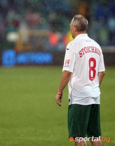 Великият Христо Стоичков